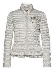 Marc Cain Down Filled Jacket Spa Blue