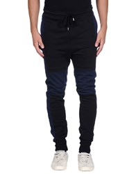Markus Lupfer Trousers Casual Trousers Men Dark Blue