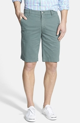 Ag Jeans 'Griffin' Chino Shorts Sage Cliffs