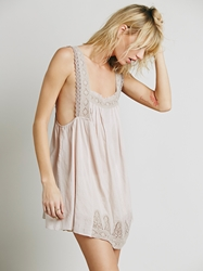Free People Tell Me You Love Me Nighty Tea Rose