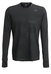 Adidas Performance Supernova Long Sleeved Top Black