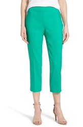 Women's Chaus 'Courtney' Side Zip Ankle Pants Lily Pad