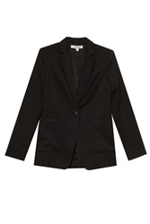 Elizabeth And James Jarough Jacquard Blazer