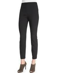 Magaschoni Luxe Bi Stretch Ankle Pants