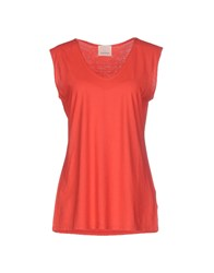Guardaroba By Aniye By Topwear T Shirts Women Coral