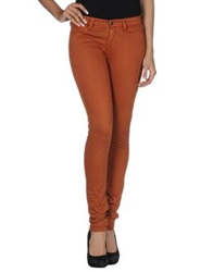 French Connection Casual Pants Brown