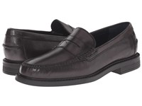 Cole Haan Pinch Campus Penny Ironstone Antique Men's Slip On Dress Shoes Black