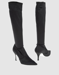 Aldo Brue High Heeled Boots Black