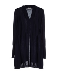 Bramante Cardigans Dark Blue
