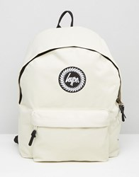 Hype Backpack In Sand Beige