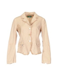 Joe Rivetto Blazers Beige