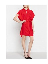 Vivienne Westwood Anglomania Bee Dress Red