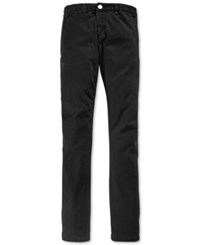 Rusty Flipside Pants Black