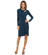 Catherine Malandrino Gordon Dress Eden Women's Dress Blue