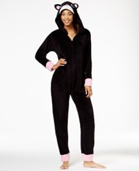 Pj Couture Character Hooded Jumpsuit Cat