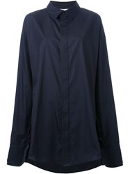 Strateas Carlucci Oversized Shirt Black