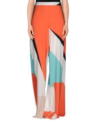 Alice Olivia Alice Olivia Trousers Casual Trousers Women Orange