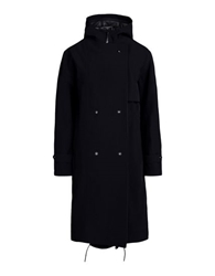 T By Alexander Wang Full Length Jacket Black