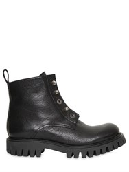 Ras 40Mm Studded Leather Boots