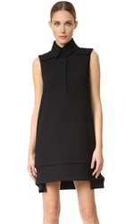 Victoria Beckham Button Down Tunic Black