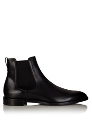 Givenchy Leather Chelsea Boots Black