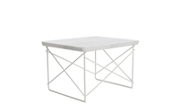 Outdoor Eames Wire Base Table Design Within Reach