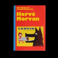 Unionmade Bookshop Herve Morvan The Genius Of French Poster Art