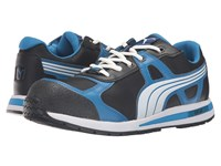 Puma Safety Aerial Low Blue Black Men's Work Boots