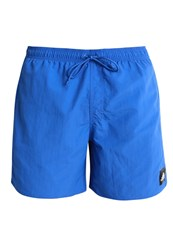 Adidas Performance Solid Swimming Shorts Blue