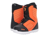 Thirtytwo Stw Boa '17 Black Orange Men's Cold Weather Boots