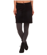 Prana Trista Skirt Black Women's Skirt