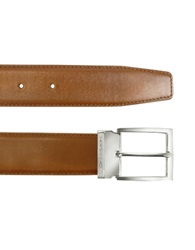 Moreschi York Tan Calf Leather Belt