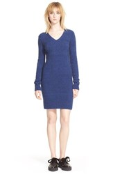 Women's Marc By Marc Jacobs Exaggerated Long Sleeve Sweater Dress