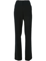 Giorgio Armani Wide Leg Trousers Black