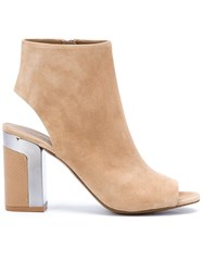 Vince 'Fenmore' Boots Nude And Neutrals