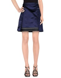 Aquilano Rimondi Aquilano Rimondi Skirts Knee Length Skirts Women Dark Blue