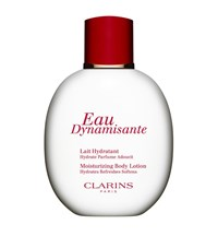 Clarins Eau Dynamisante Moisturizing Body Lotion Female