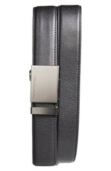 Men's Travis Mathew 'Mcnary' Leather Belt