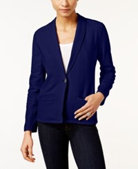 Styleandco. Style Co. Petite French Terry Blazer Only At Macy's Industrial