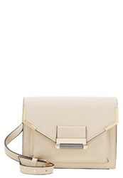 Miss Selfridge Stone Across Body Bag Taupe Beige