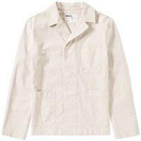Mhl By Margaret Howell Mhl. Porter Jacket Neutrals