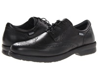 Pikolinos Dublin Oxford 04M 6027 Black Men's Lace Up Wing Tip Shoes