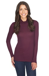 1.State Layering Turtleneck Cherry Noir