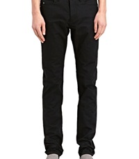 Lanvin Skinny Denim Pants Black