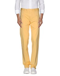 Nardelli Trousers Casual Trousers Men Yellow