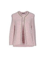 Anne Claire Anneclaire Knitwear Cardigans Women Light Pink