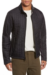 Relwen 'Vertical Insulator' Quilted Shell Jacket Black