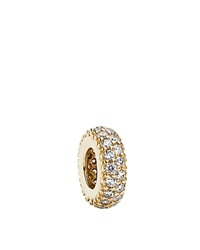 Pandora Design Pandora Spacer 14K Gold And Cubic Zirconia Inspiration Within Moments Collection