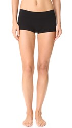 Yummie Tummie Maya Girl Shorts Black