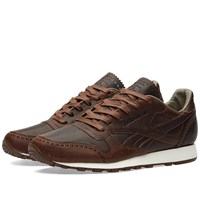 Reebok X Horween Leather Co. Classic Leather Lux Brown